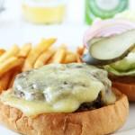 Beaufort Brunch Burger