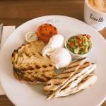 Breakfast in Chelsea London