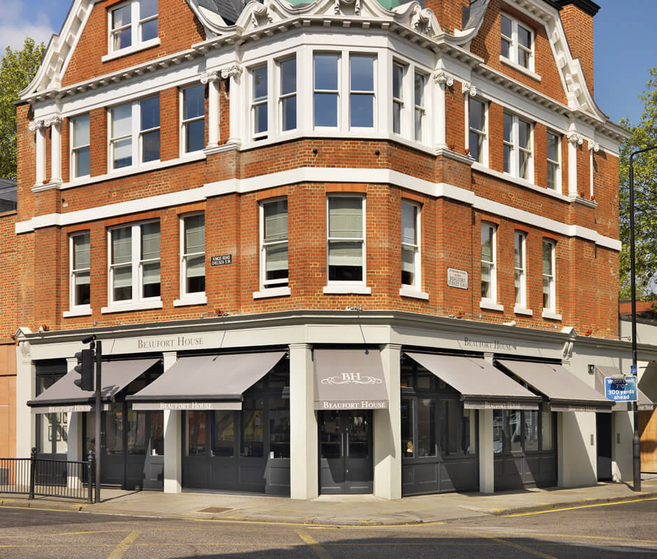 Gallery Party Venues London Beaufort House Chelsea