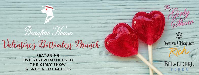 Valentine's Bottomless Brunch