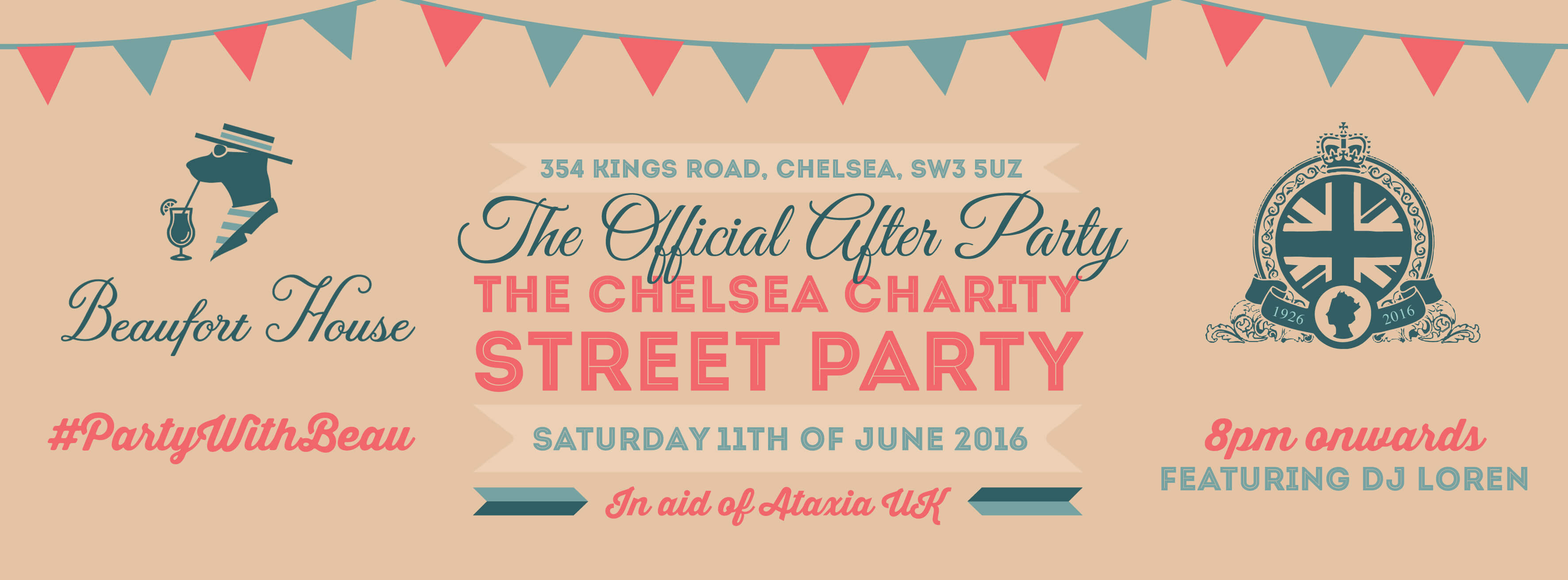 Charity Street Party