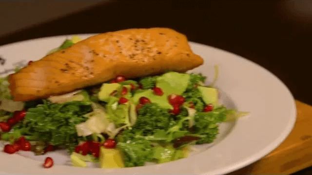 Food receipts-baked-salmon