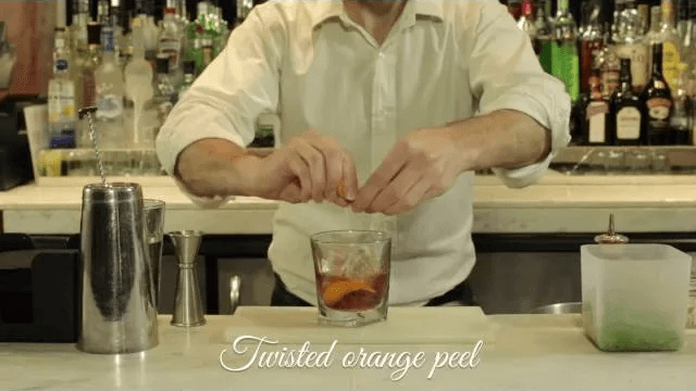 Zacapa old fashioned coctail recipes beaufort house for Food bar zacapa