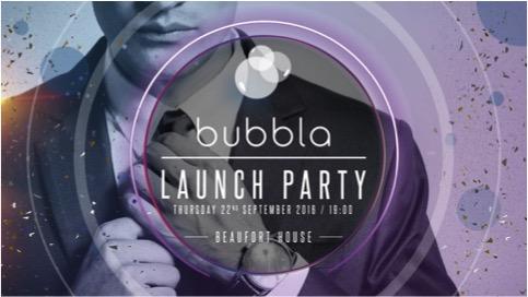 Bubbla Launch Party