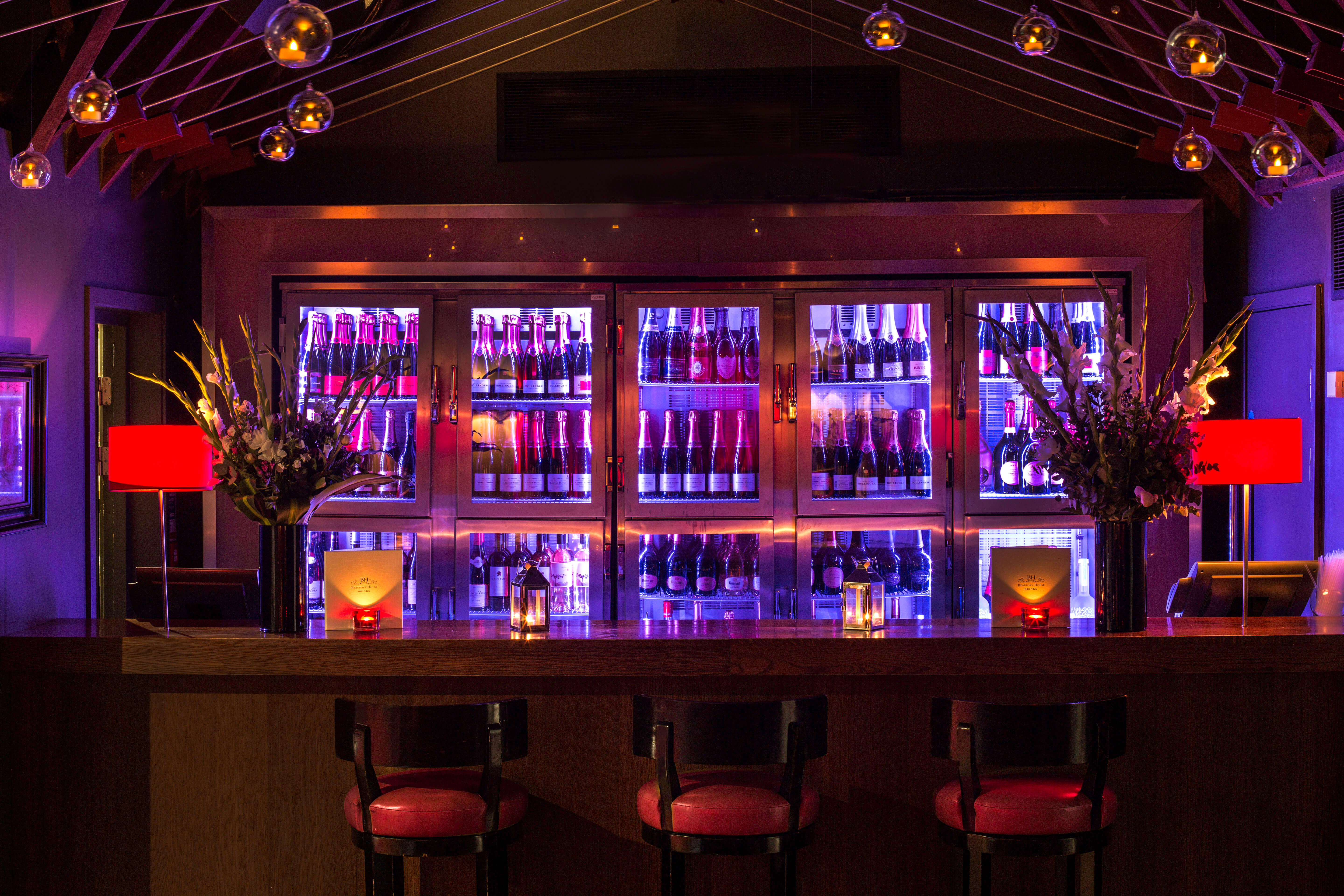 Champagne bar private members club london beaufort house - Pictures of bars ...