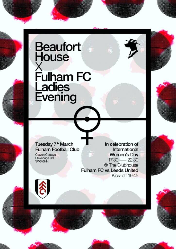 Fulham FC Ladies Evening