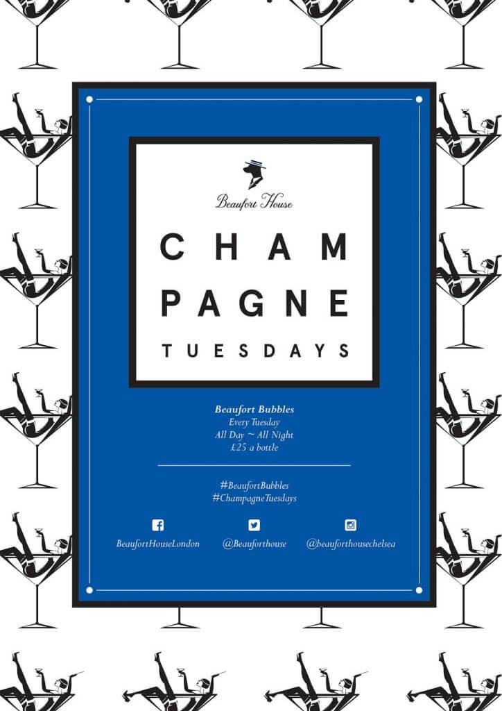 Champagne Tuesdays