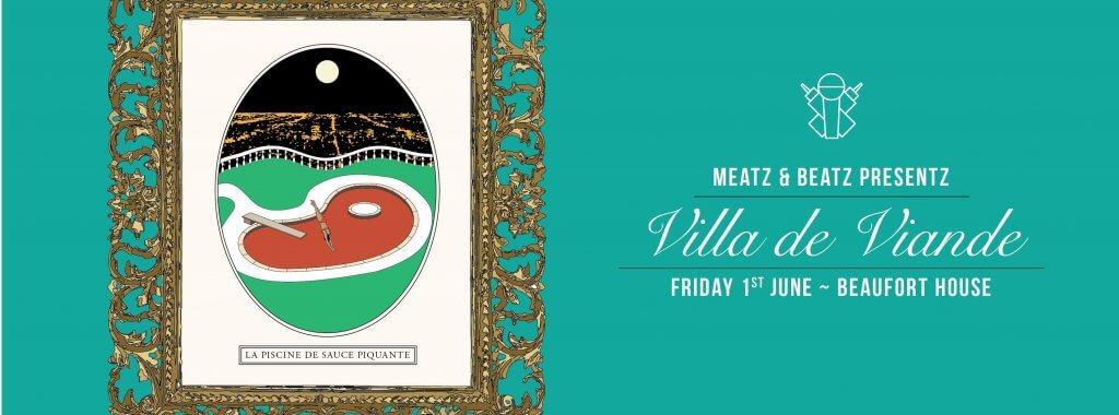 Meatz and Beatz presentz: Villa Viande