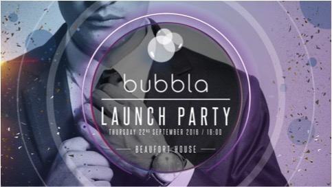 Bubbla Launch Party