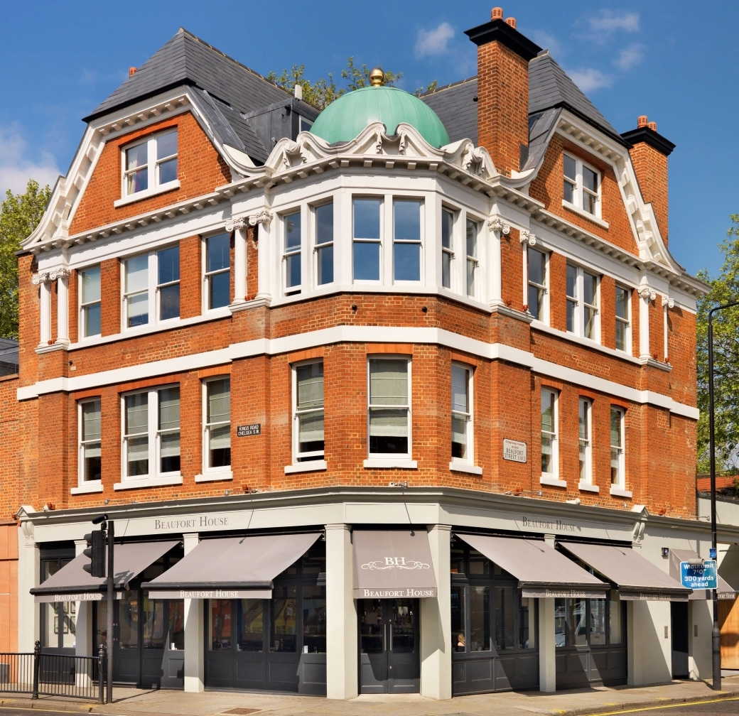 Chelsea Brasserie and Bar | Beaufort House Chelsea